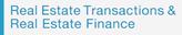 Real Estate Transactions & Real Estate Finance